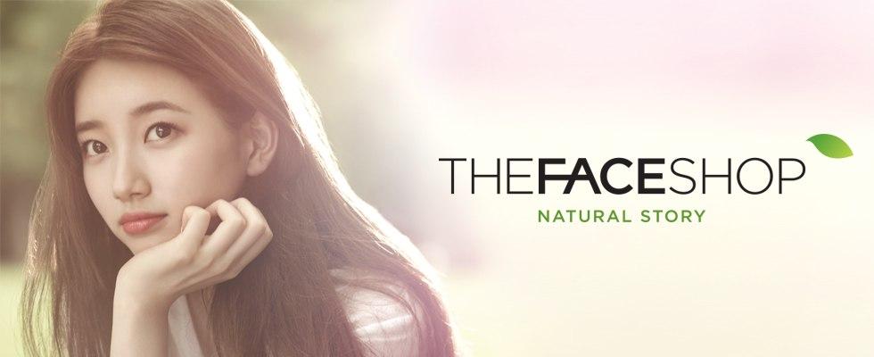 Корейская косметика the face shop